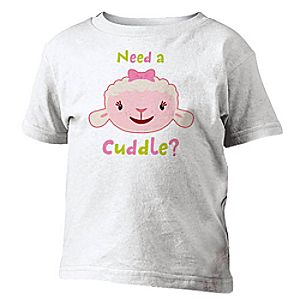 Customize Your Own Doc McStuffins Tee for Toddlers