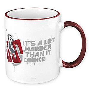 Customize Your Own Wipeout Mug
