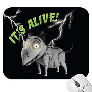 Customize Your Own Frankenweenie Mousepad