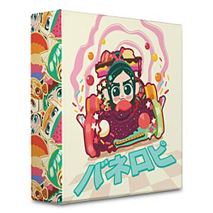 Wreck-It Ralph Binder - Create Your Own