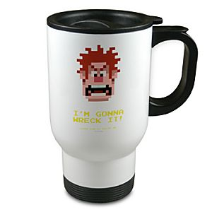 Wreck-It Ralph Travel Mug - Create Your Own