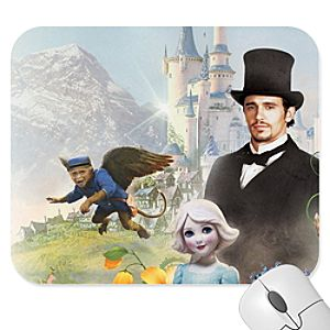 Oz The Great and Powerful Mouse Pad - Create Your Own
