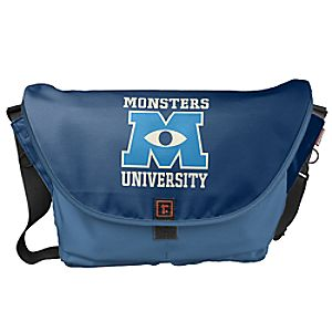 Monsters University Messenger Bag - Create Your Own