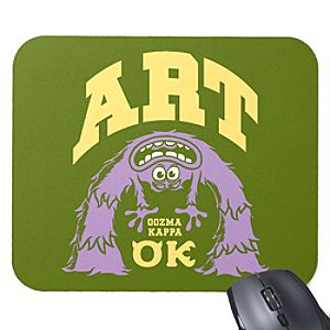 Monsters University Mousepad - Create Your Own
