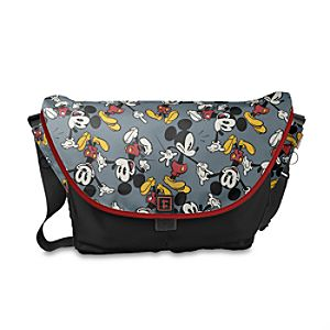 Mickey Mouse Shorts Messenger Bag - Customizable