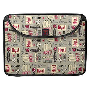 Mickey Mouse Shorts Laptop Computer Sleeve - 15 - Customizable