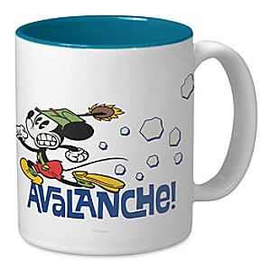 Mickey Mouse Yodelberg Mug - Customizable