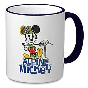 Mickey Mouse Yodelberg Ringer Mug - Customizable