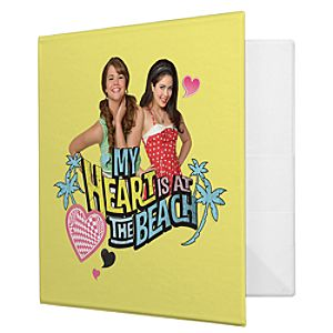 Teen Beach Movie Binder - Create Your Own