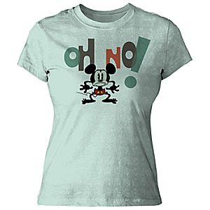 Mickey Mouse No Service Tee for Women - Customizable