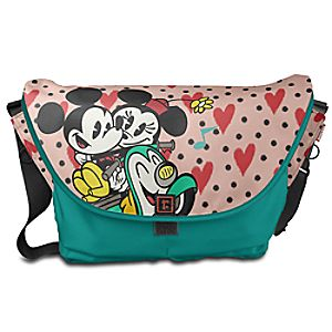 Mickey Mouse Croissant de Triomphe Messenger Bag - Customizable