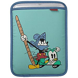 Mickey Mouse Croissant de Triomphe iPad 3 Sleeve - Customizable