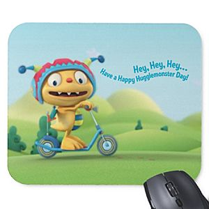 Henry Hugglemonster Mouse Pad - Create Your Own