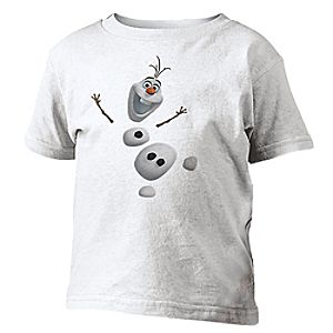 Olaf Tee for Kids - Frozen - Create Your Own