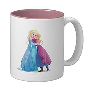 Anna and Elsa Mug - Frozen - Create Your Own