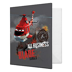 Planes: Fire & Rescue 3-Ring Binder - Create Your Own