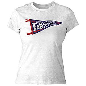 D23 Fanniversary Banner Tee for Women - Create Your Own