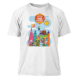 D23 Fanniversary its a small world Tee for Men - Create Your Own
