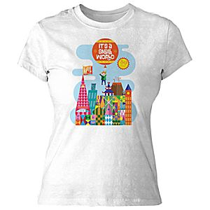 D23 Fanniversary its a small world Tee for Women - Create Your Own