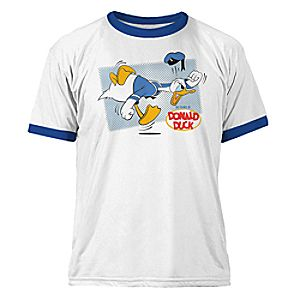 D23 Fanniversary Donald Duck Tee for Men - Create Your Own