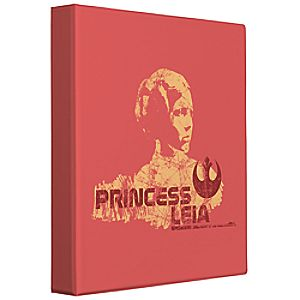 Princess Leia Binder - Create Your Own