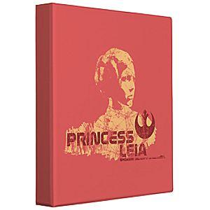 Princess Leia Binder - Create Your Own