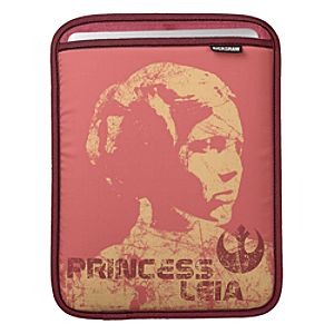 Princess Leia Vintage iPad Sleeve - Create Your Own