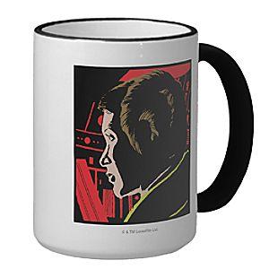 Princess Leia Ringer Mug - Create Your Own