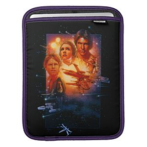 Princess Leia iPad Sleeve - Create Your Own
