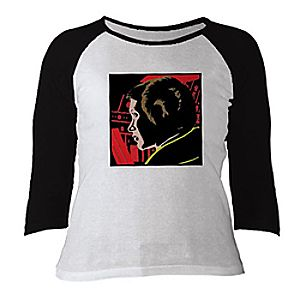 Princess Leia Raglan Tee for Women - Create Your Own