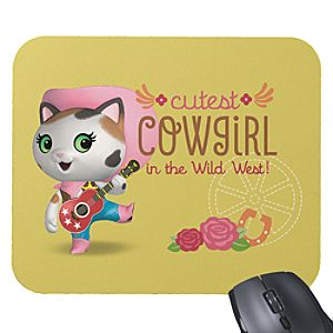 Sheriff Callie Wild West Mouse Pad - Create Your Own