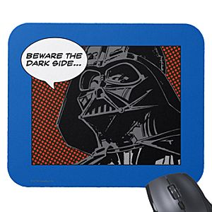 Darth Vader Mouse Pad - Create Your Own