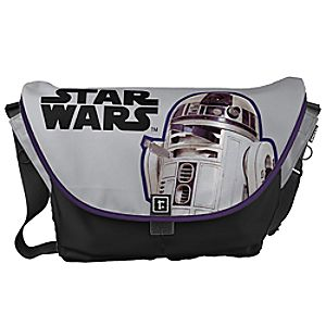 R2-D2 Messenger Bag - Create Your Own