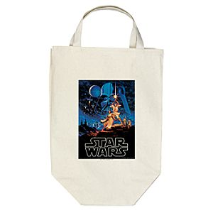 Star Wars Poster Canvas Bag