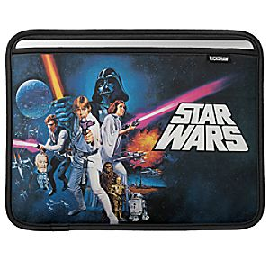 Star Wars Poster MacBook Sleeve - Create Your Own