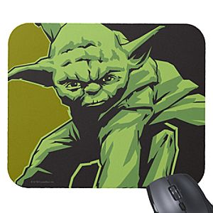Yoda Mouse Pad - Create Your Own