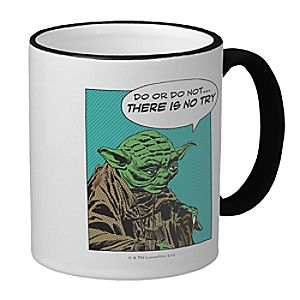 Yoda Ringer Mug - Create Your Own