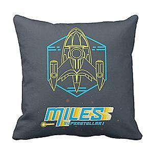 Miles from Tomorrowland Stellosphere Throw Pillow