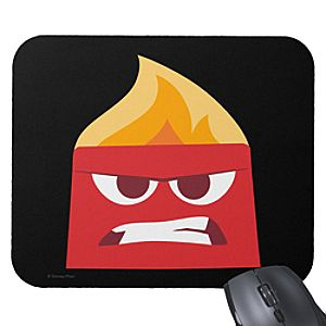Anger Mouse Pad – Disney•Pixar Inside Out – Customizable