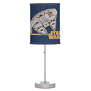 Millennium Falcon Lamp - Star Wars: The Force Awakens - Customizable