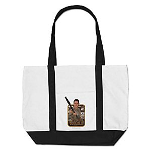Rey Tote - Star Wars: The Force Awakens - Customizable
