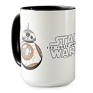 BB-8 Ringer Mug - Star Wars: The Force Awakens - Customizable