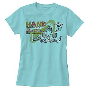Hank Tee for Women - Finding Dory - Customizable