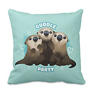 Otters Pillow - Finding Dory - Customizable