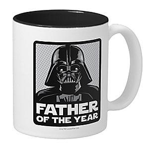Darth Vader Father of the Year Mug - Star Wars - Customizable