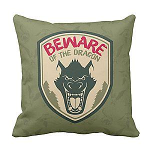 Petes Dragon Pillow - Customizable