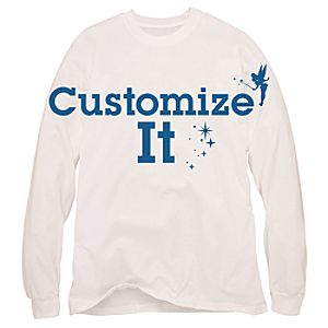 Customized D23 Long Sleeve Tee for Adults