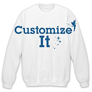 Customized D23 Long Sleeve Sweatshirt for Adults