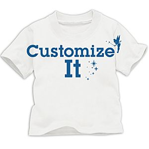 Customized D23 Tee for Toddlers