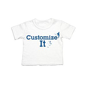 Customized D23 Single-Sided Tee for Baby